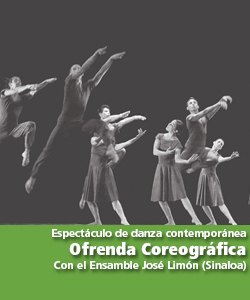 Evento Espectáculo de danza contemporánea